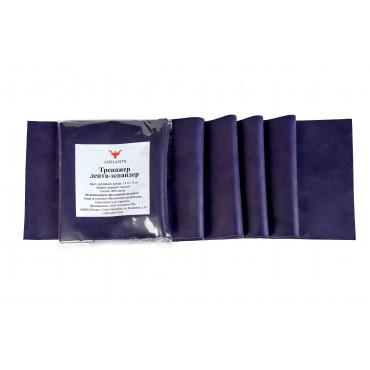 Латексная лента Adelante 1,5 м, продвинутый уровень, пурпурная
