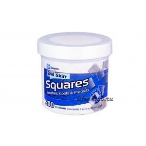 Гидрогелевые прокладки 2nd Skin квадраты / Вторая кожа