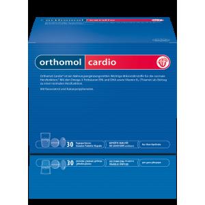 Витамины Ортомол Cardio