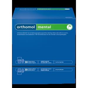 Витамины Ортомол Mental