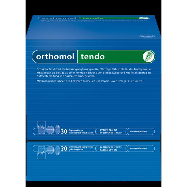 Витамины Ортомол Tendo