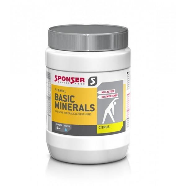 Основные минералы SPONSER Basic Minerals 400 г.