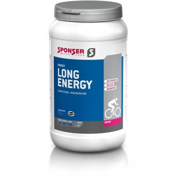 Гейнер Sponser Long Energy Drink, 1200 г