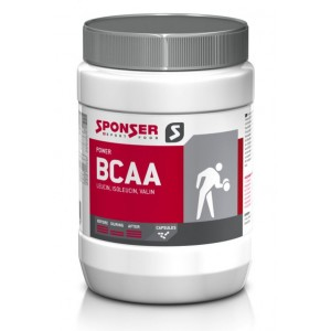 Аминокислоты Sponser BCAA, 350 капс.