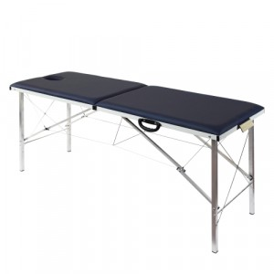 Складной массажный стол с системой тросов 185х62 см