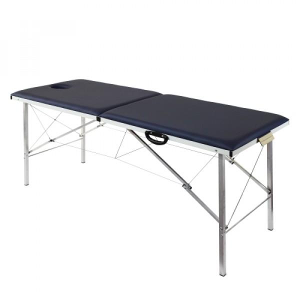 Складной массажный стол с системой тросов 190х70 см