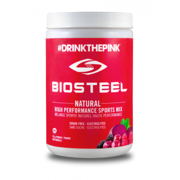 Спортивный напиток Biosteel Natural Hight Performance Sports Mix  315 гр