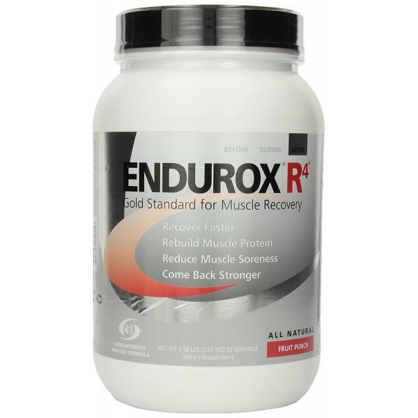 Комплексный восстановитель ENDUROX R4 (14 порций) Фруктовый пунш