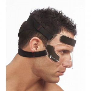 Защитная маска для носа Mueller Nose Guard
