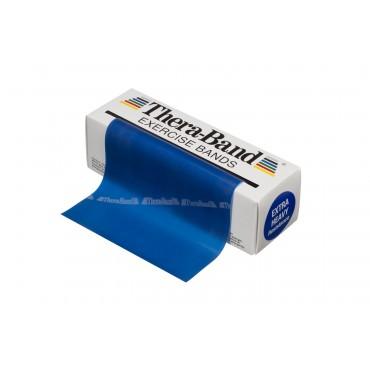 Лента-эспандер синяя, повышенной плотности 12,8 см х 5,50 м Thera-Band