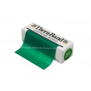 Лента-эспандер зеленая, плотная 12,8 см х 5,50 м Thera-Band