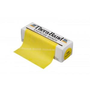 Лента-эспандер желтая, тонкая 12,8 см х 5,50 м Thera-Band