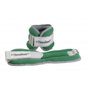 Манжеты-утяжелители Thera-Band зеленые