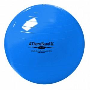 Гимнастический мяч ABC TheraBand, синий 75 см