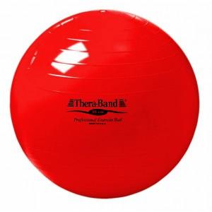 Гимнастический мяч ABC TheraBand, красный 55 см