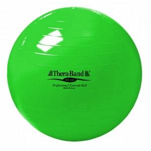Гимнастический мяч ABC TheraBand, зеленый 65 см