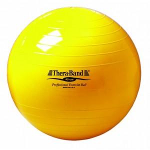 Гимнастический мяч ABC TheraBand, желтый 45 см