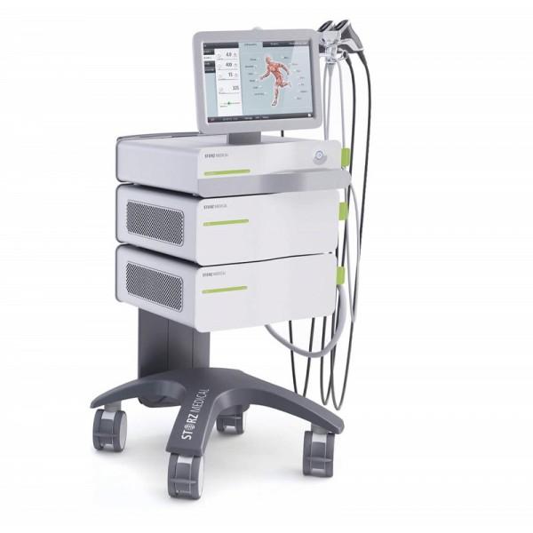 Аппарат модульной радиальной и фокусированной ударно-волновой терапии Duolith модель SD1 Tower