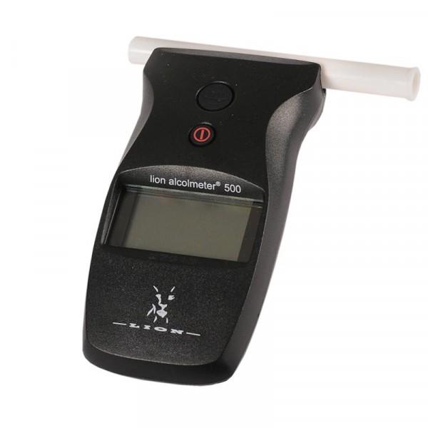 Анализатор паров этанола в выдыхаемом воздухе Lion Alcolmeter 500
