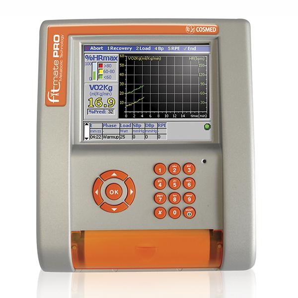 Система для эргоспирометрического исследования  Fitmate PRO