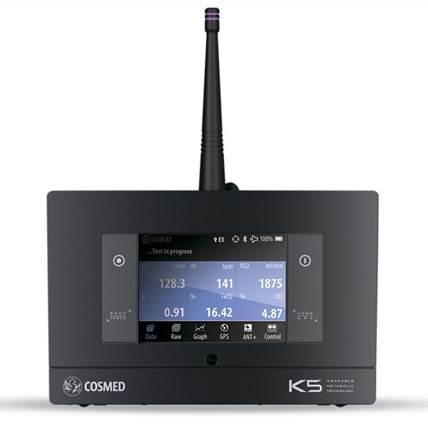 Портативный газоанализатор K5