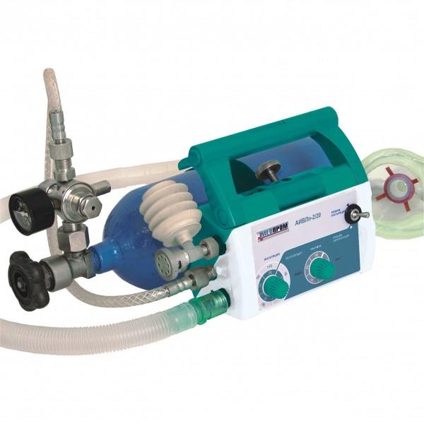 Аппарат искусственной вентиляции лёгких АИВЛп-2/20-«ТМТ»