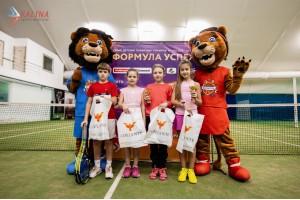 Компания Калина - партнер теннисных турниров
