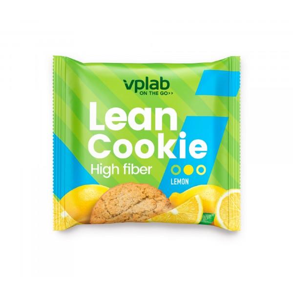 Печенье протеиновое Lean Cookie (горький лимон)