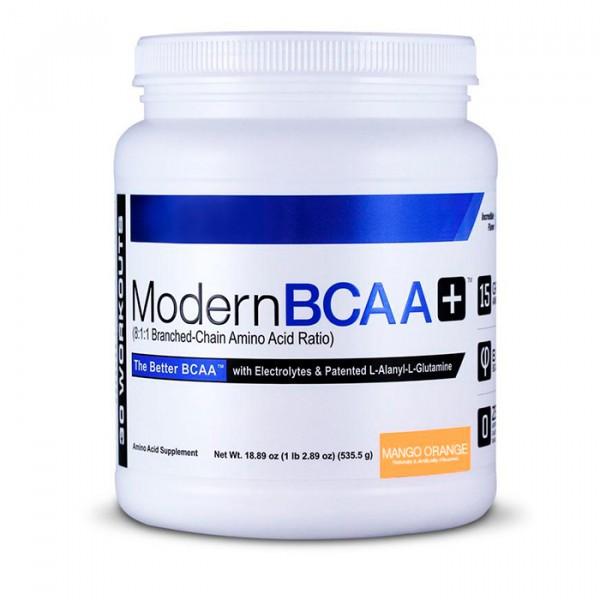 USP Modern Sports Nutrition BCAA+  (манго-апельсин)