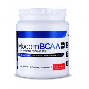 USP Modern Sports Nutrition BCAA+  (розовый лимонад)