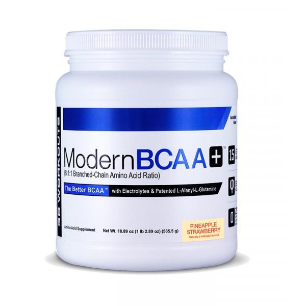USP Modern Sports Nutrition BCAA+  (ананас-клубника)