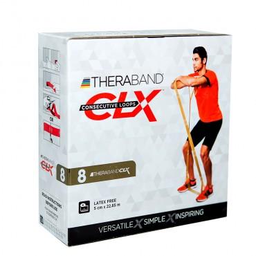 Лента-эспандер CLX Thera-Band, золотая 22,85 м