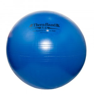 Гимнастический мяч ABC Thera-Band, синий 75 см