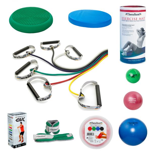 Комплект мягких модулей для зала лечебной физкультуры с регистрационным удостоверением на медицинские изделия