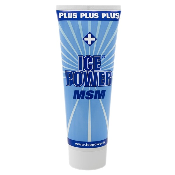 Охлаждающий гель для мышц и кожи c MSM Ice Power Plus 100мл
