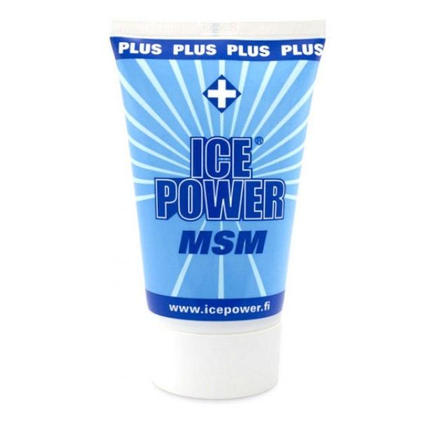 Охлаждающий гель для мышц и кожи c MSM Ice Power Plus 200мл