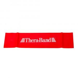 Лента-петля красная, средней плотности 7,6 см x 20,5 см Thera-Band