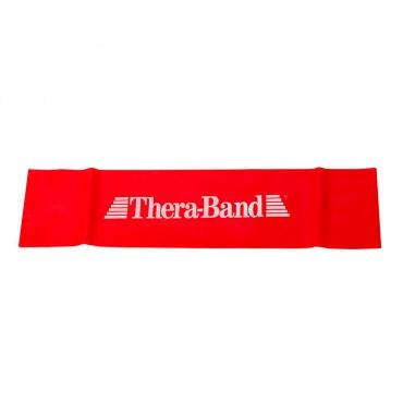 Лента-петля красная, средней плотности 7,6 см x 30,5 см Thera-Band