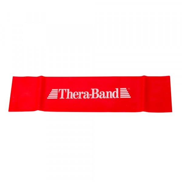Лента-петля красная, средней плотности 7,6 см x 45,5 см Thera-Band