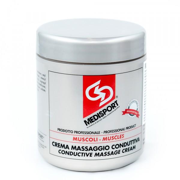 Крем проводной  для Tecar-терапии Medisport  Crema Massaggio Conduttiva M