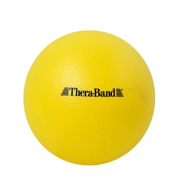 Мини-мяч для упражнений желтый Thera-Band