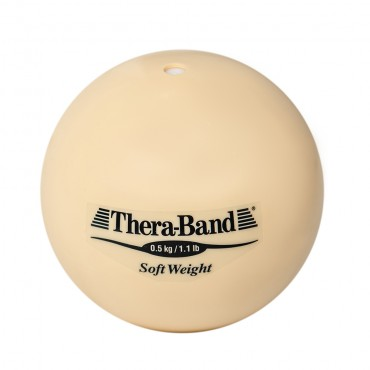 Шар Soft Weight (Мягкий вес) бежевый Thera-Band