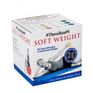 Шар Soft Weight (Мягкий вес) черный Thera-Band