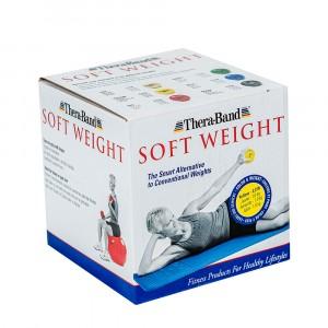 Шар Soft Weight (Мягкий вес) желтый Thera-Band