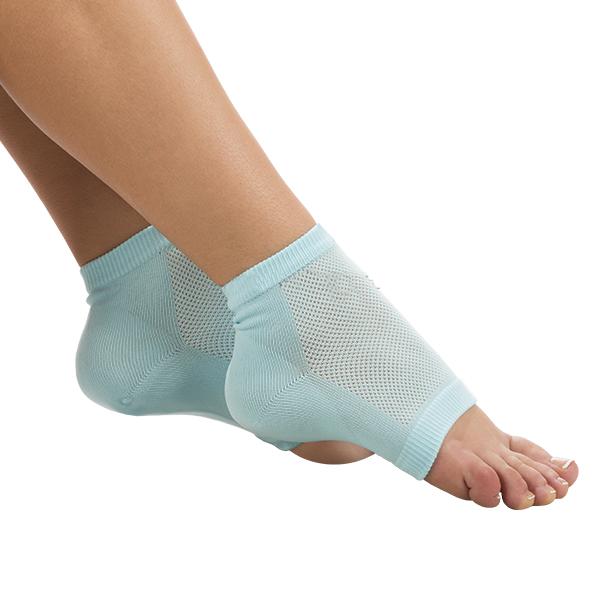 Гелевые увлажняющие носки СТ-70