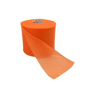 Тейп подкладочный Cramer  7,0 см х 27,4 м оранжевый