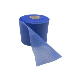 Тейп подкладочный Cramer  7,0 см х 27,4 м голубой