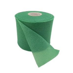 Тейп подкладочный Cramer  7,0 см х 27,4 м зеленый
