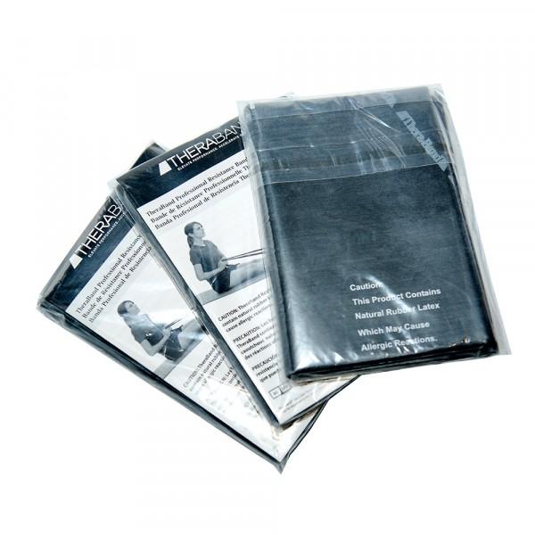 Лента-эспандер черная, особо плотная 1,5 м Thera-Band