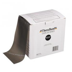 Лента-эспандер черная, особо плотная 12,8 см х 45,5 м Thera-Band